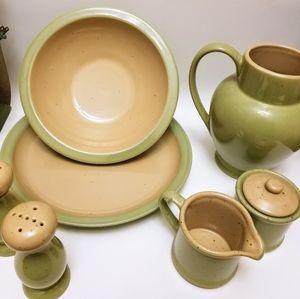 New Ceramic Serving Set
